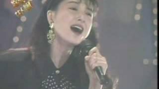 河合奈保子 台湾テレビ番組 Through The Window 1994 10月 , 河合奈保子...