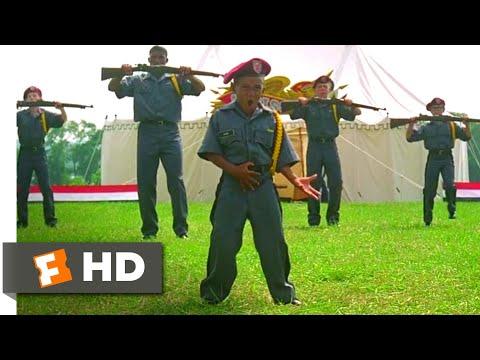 Major Payne (1995) Hip-Hop March Scene (10/10) | Movieclips