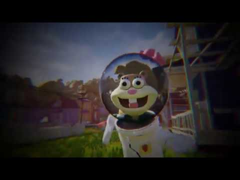 SANDY CHEEKS - Hello Neighbor ACT 1