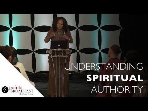 Understanding Spiritual Authority | Dr. Cindy Trimm | The 8 Stages of Spiritual Maturation