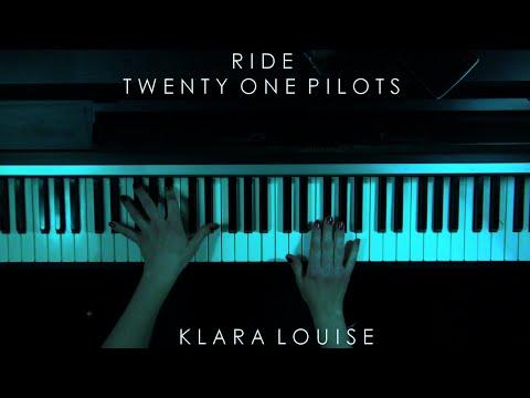 RIDE   Twenty One Pilots Piano Cover