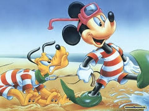 Dessin anim 1 heure mickey mouse et pluto compilation de disney youtube - Dessins animes de mickey mouse ...