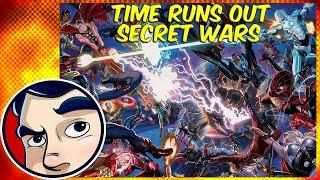 Secret Wars 2015 Prelude / Time Runs Out Abridged