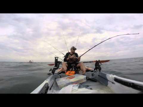 Cape San Blas - Offshore Kayak Fishing