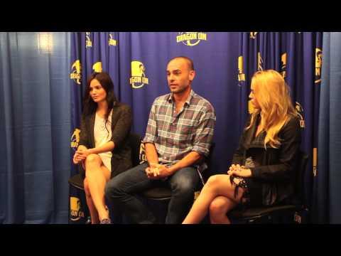 Paul Blackthorne, Caity Lotz and Katrina Law tease 'Arrow' Season 3 details at Dragon Con