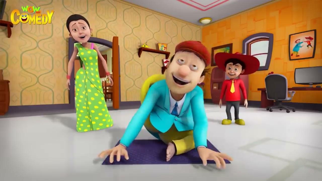 Chacha Bhatija Cartoon in Hindi | Duplicate Chacha | New Cartoons | Wow Kidz Comedy