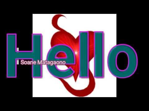 Adele - Hello ( Samoan Reggae Cover)