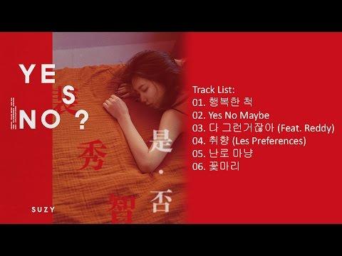 [Full Album] Suzy – Yes? No? (Mini Album)