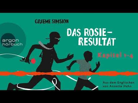 Das Rosie-Resultat YouTube Hörbuch Trailer auf Deutsch