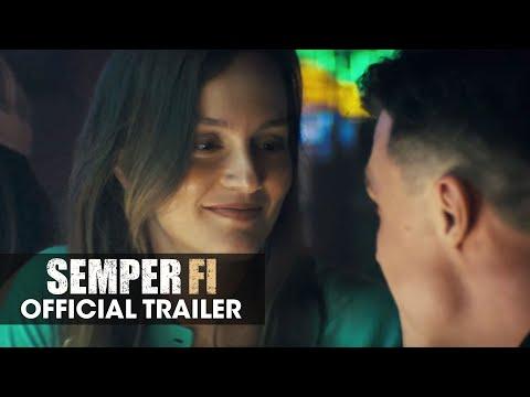Semper Fi (2019) Official Trailer — Jai Courtney, Nat Wolff, Leighton Meester