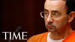 Former USA Gymnastics Doctor Larry Nassar Pleads Guilty To Molesting Girls | TIME