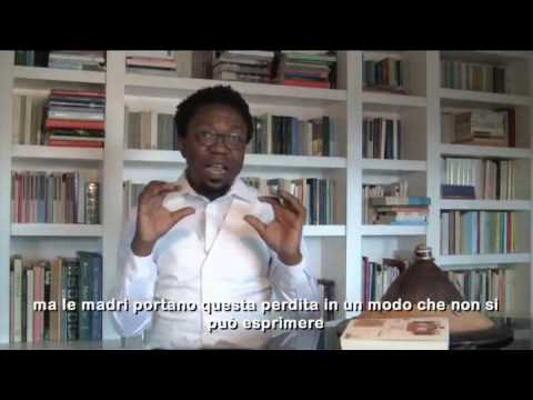 PATRICE NGANANG ON ITALIAN TV - TALKING ABOUT 'MOUNT PLEASANT'