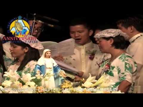 El Shaddai DWXI-PPFI Singapore Chapter 24th Anniversary Live Stream