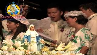 El Shaddai DWXI-PPFI Singapore Chapter 24th Anniversary Live Stream