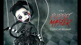 видео Кукла марионетка.
