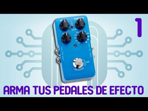 Fabricación de pedales de efecto | PARTE 1