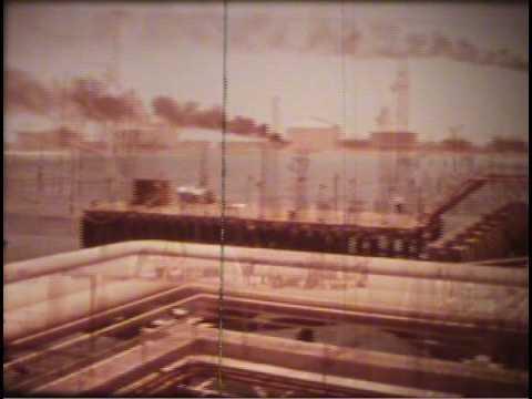 SAUDI ARABIA - OIL & AMERICAN POWER - part 1 of 2