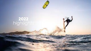 CrazyFly Kiteboarding 2022 Highlights