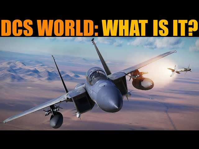 What Is DCS WORLD? | Introduction & Requirements