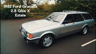 Tweed Jacket Reviews: 1982 Ford Granada Mk2 2.8 Ghia X Estate - Lloyd Vehicle Consulting