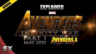 Name of Avengers 4 Is Not Avengers Infinity War Part 2 | Complete Information | Hindi | Super Xpose