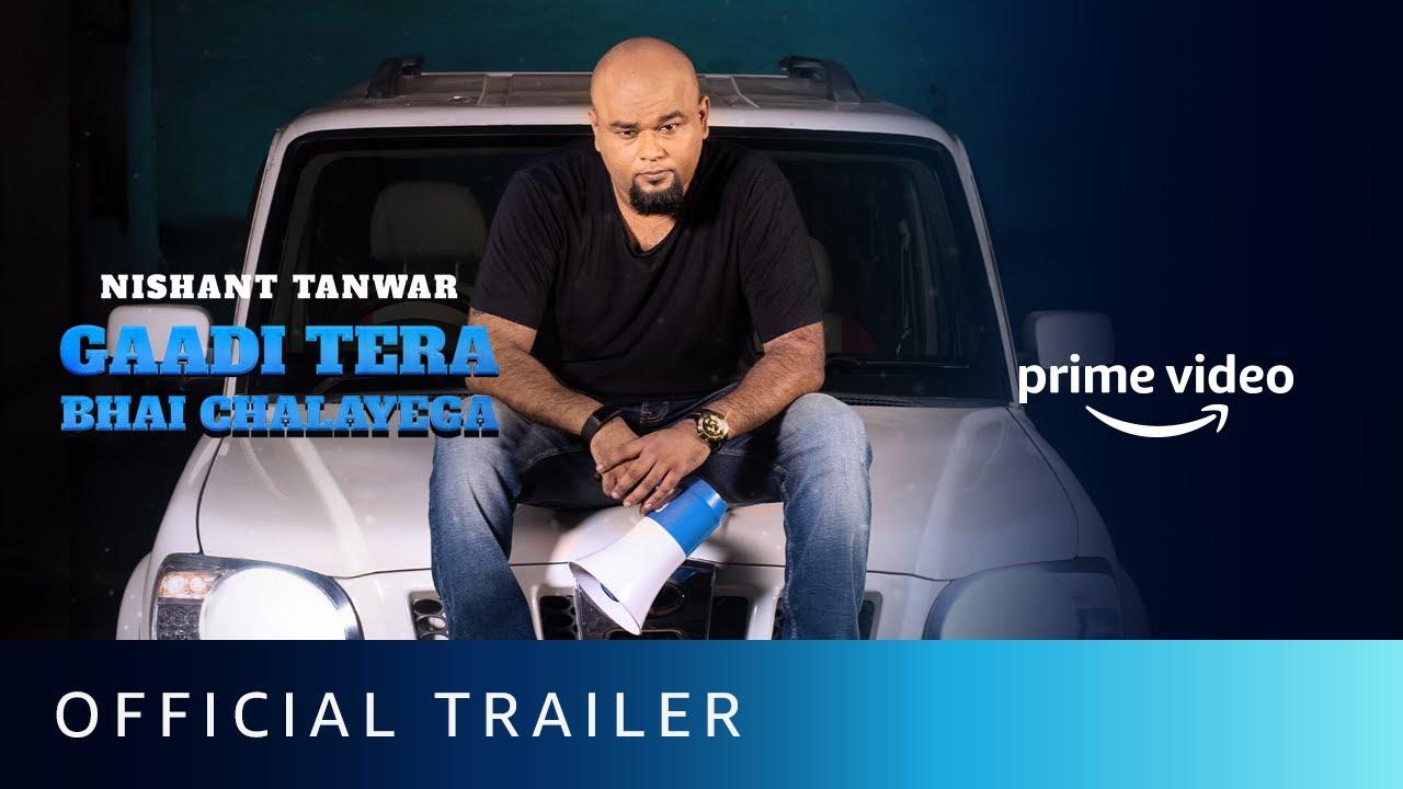 Nishant Tanwar – Gaadi Tera Bhai Chalayega 2019 Standup Comedy WebRip Hindi 150mb 480p 500mb 720p 3GB 1080p