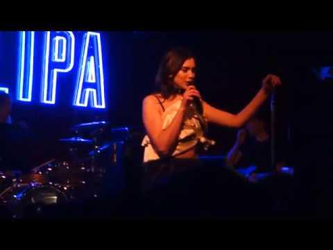 Dua Lipa - Last Dance & Want To (Live in Boston 2017)
