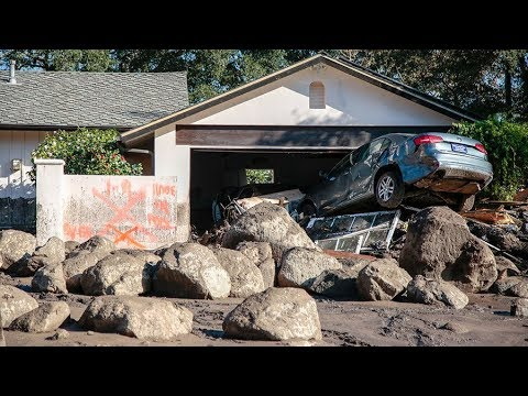 'Evacuation fatigue' contributed to deaths in California mudslides