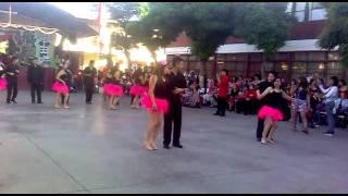 Cuarto Medio B Liceo Amador neghme 2011