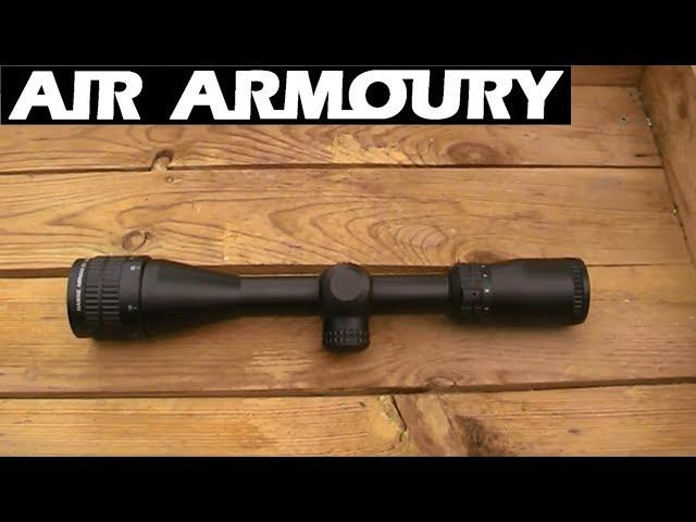 Hawke Airmax EV 3-9x40 AO Air Rifle Scope Review | Air Armoury
