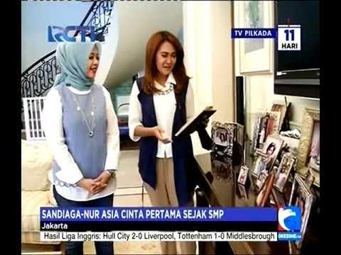 Ledi Marina dialog dng Nur Asia, istri Sandiaga Uno