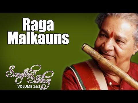 Raga Malkauns | Hariprasad Chaurasia (Album: Sangeet Sartaj)