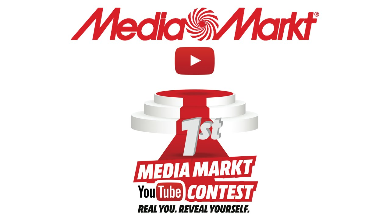 media markt youtube contest real you reveal yourself youtube. Black Bedroom Furniture Sets. Home Design Ideas