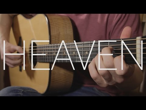 Bryan Adams - Heaven - Fingerstyle Guitar Cover By James Bartholomew