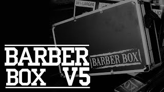 Barber Box V5 Commercial featuring Dave Diggs The Barber