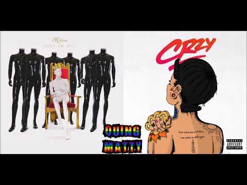 K. Michelle & Kehlani- CRZY/Love Em' All (Mashup)