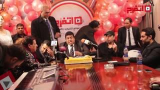 اتفرج| «عدوية»: شعبان عبد الرحيم أحسن واحد يقول موال