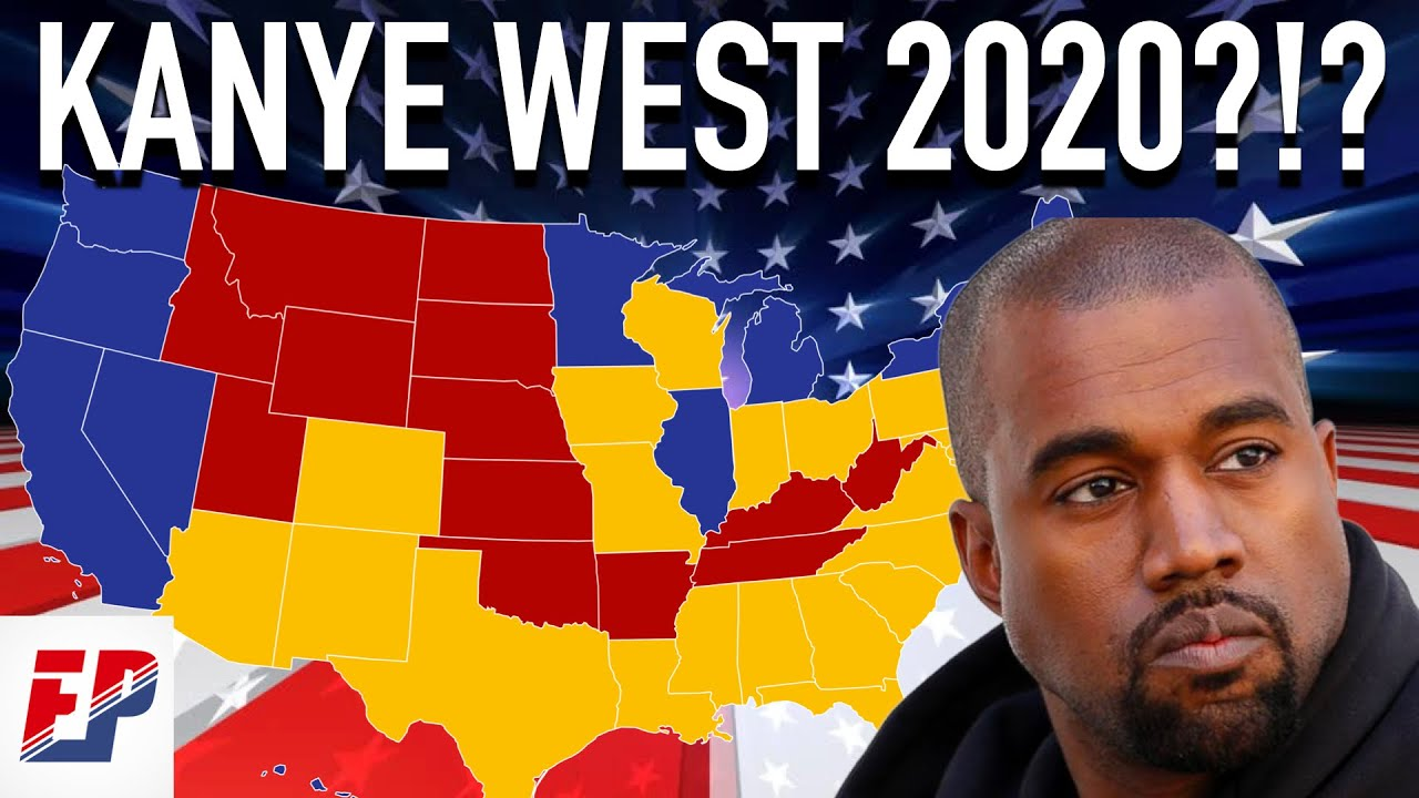 How Kanye West Will Change the 2020 Election