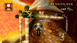 [MKWii] Maple Treeway German CR - 2