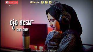 OJO NESU-NESU cover CINDY CINTYADEWI lyric