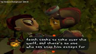 Psychonauts | My 2nd Favorite Game