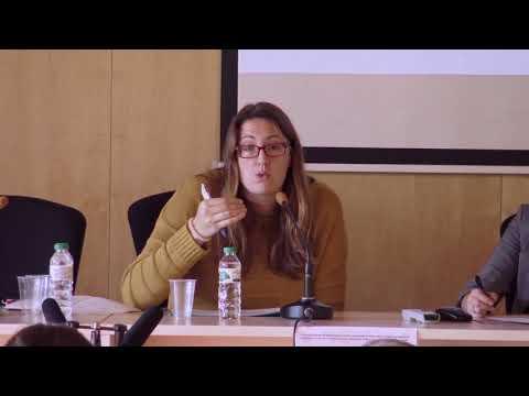 """Jornada 2 """"Parlem sobre habitatge"""" – Ponència de Laia Serra, Diputació de Barcelona ÍNTEGRA"""
