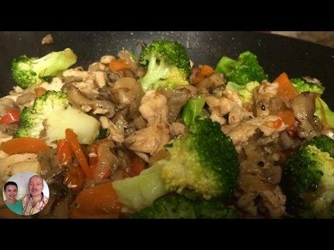 Быстрый Ужин! Ужин на скорую руку! Ужин легко и вкусно!