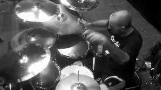 Florent Marcadet - HACRIDE - Overcome (Rehearsal Drumcam)