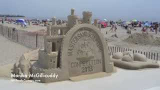 2013 Hampton Beach 13th Annual  Master Sand Sculpture Competition