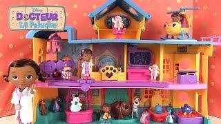 Docteur la Peluche Jouets Hôpital et Figurines Toy Hospital