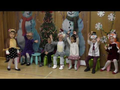 Новый Год Детский сад Светлячок Gaithersburg, MD