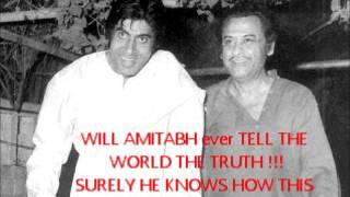 Don Title Song Kishore Kumar Amitabh Bachchan Bachan Kalyanji Anandji