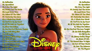 Best of Disney Soundtracks Playlist 2020 🍭The Ultimate Disney Classic Songs 🍭Disney Princess Songs
