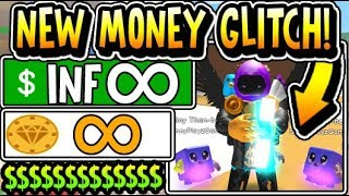 """NEW GAME BREAKING MONEY AND COIN GLITCH!!"" Magnet Simulator UPDATE 7.5 (Roblox)"
